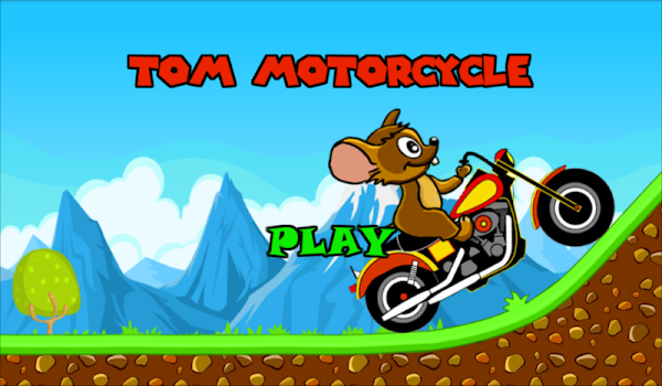 Tom Motorcycle Hill Climb