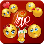 Love Chat Stickers & Heart Stickers Icon