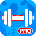 Dumbbell Training: Exercises, Weight Routines PRO icon