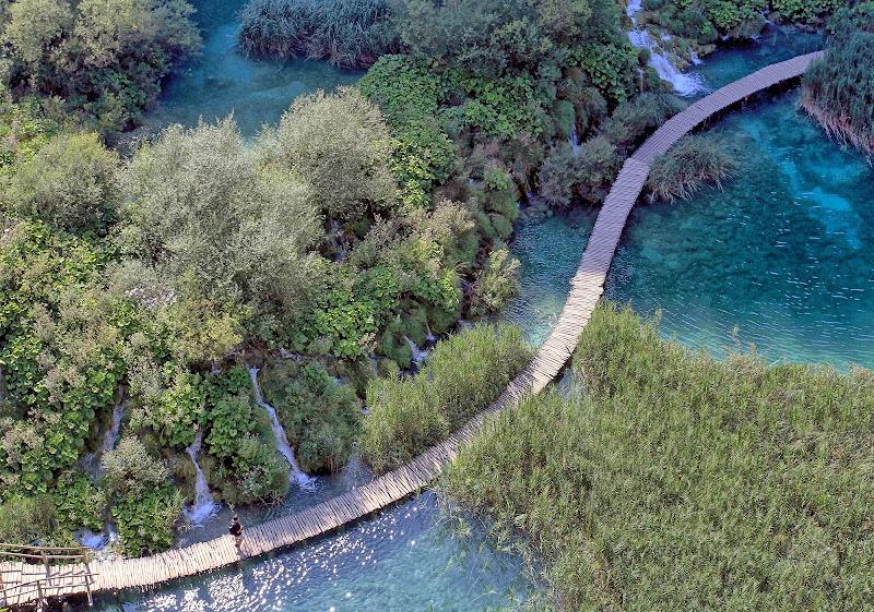 passeggiata a Plitvice di Princi Felice