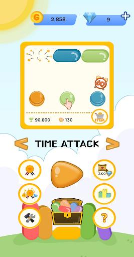 CrushPang: Block smashing game 1.8 screenshots 1