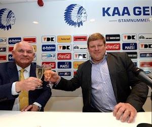 AA Gent wil zijn succescoach upgrade geven