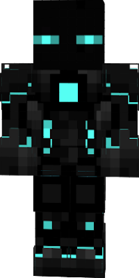 Just a redesign of other enderman skin.