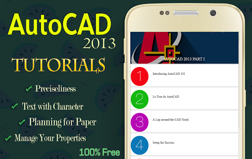 Learn AutoCAD 2013