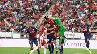Almería y Huesca son los que más opciones tienen de subir directamente.