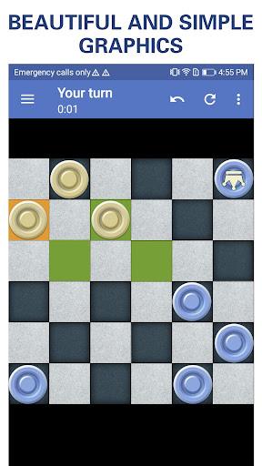 Checkers Free 1.0.1 screenshots 3
