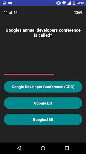 You Know Google Quiz