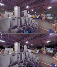Photo: Scan vs Scanorama in ReCap