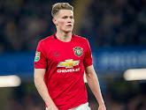 Scott McTominay (Manchester United) absent trois à quatre semaines