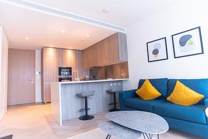 Liverpool Street Apartments by MySqua.re