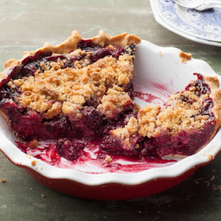 Marionberry Pie.