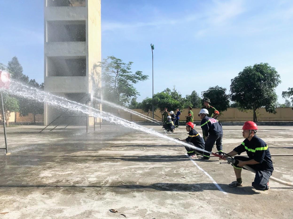 Điều khiển vòi nước áp lực lớn - nhìn thì tưởng dễ nhưng thực hành thì không đơn giản