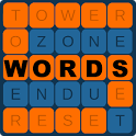 Five Words - A Word Matrix Puzzle Game icon