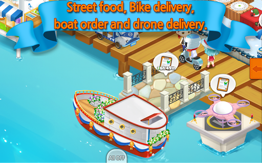 Hello Seafood 2 for Kakao apkpoly screenshots 7