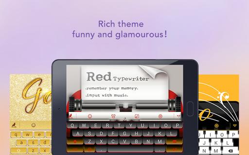 Hitap Keyboard emoji keyboard 4.3.7 screenshots 11
