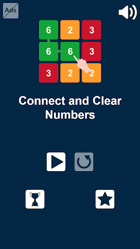 Télécharger Gratuit Connect n Clear Numbers: Match 3 Numbers Game APK MOD (Astuce) screenshots 1