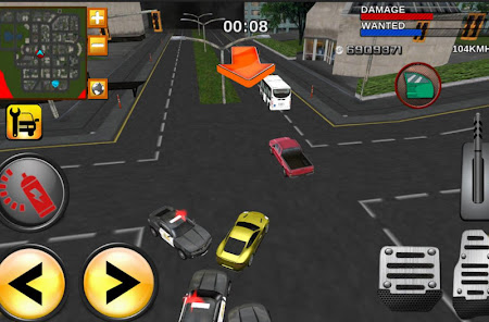 Outrun The Cop Criminal Racing 1.0 screenshot 221731