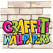 Wallpapers with graffiti