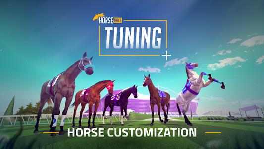 Racing Horse Customize Tuning screenshot 0