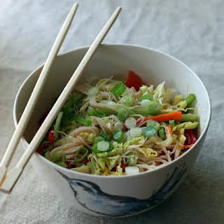 Vermicelli Noodle Salad.