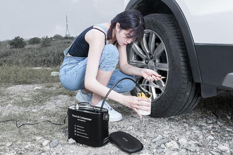 Keo vá lốp xe khẩn cấp 70mai Midrive TP02
