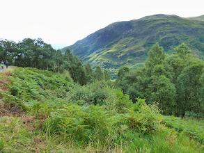Photo: 08.09.2013 Lairigmore et les monts de Kinochleven. Par l'ancienne route militaire jusqu'au lac Eilde Mor