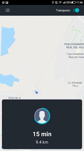Correcaminos Taxi screenshot 2