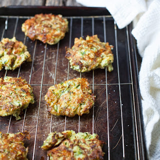 Fried Zucchini Cakes Recipes
