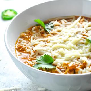 Shredded Chicken Chili [Recipe]