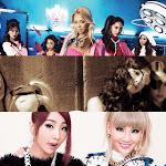Girls' Generation, f(x), 2NE1