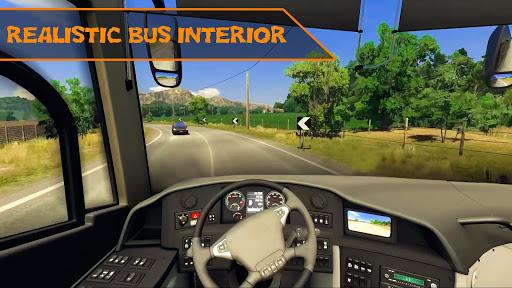 Airport Bus Simulator Heavy Driving City 3D Game 1.4 screenshots 4