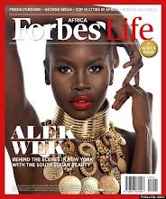 Photo: Alek Wek para ForbesLife