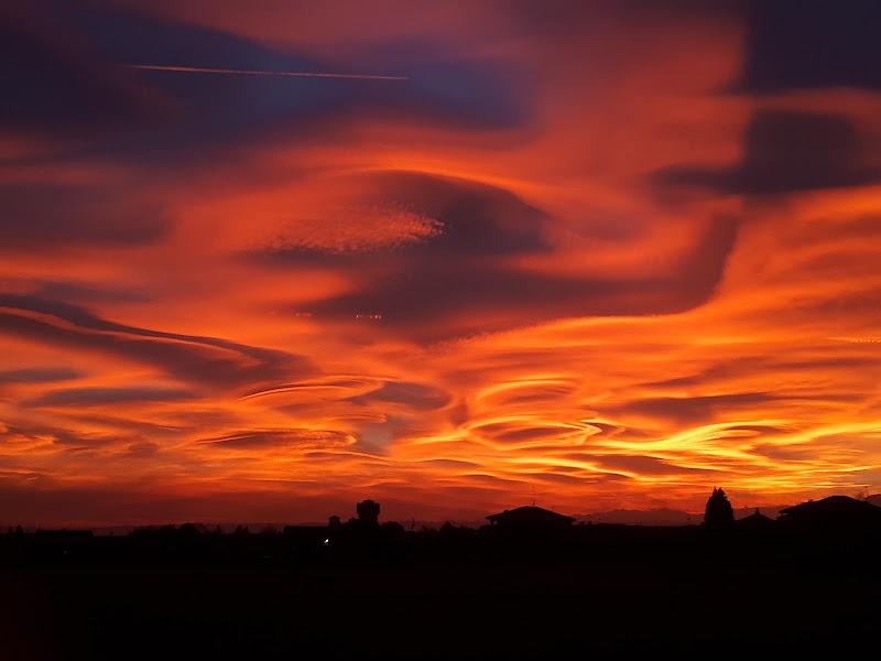 30 ottobre: il tramonto più fotografato di tutti i tempi di anija
