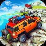 Offroad 4x4 Extreme Realistic Jeep Drive Sim 2018 Icon