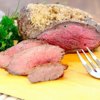 Picanha (Top Sirloin Cap) with Papillote Vegetables.