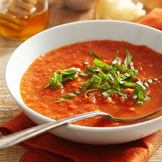 Homemade Tomato Soup With Fresh Tomatoes Recipes.