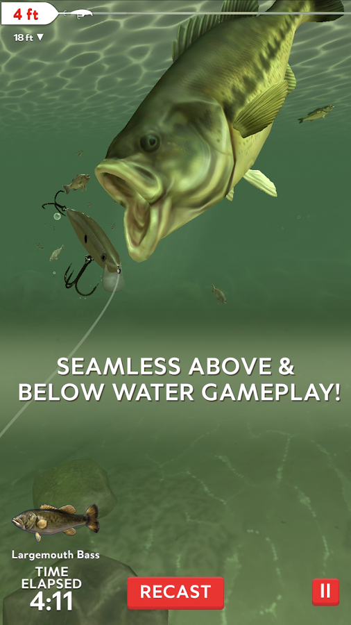 Rapala Fishing - Daily Catch- screenshot