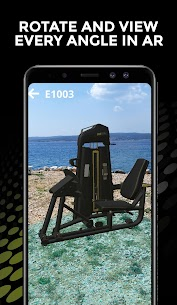 DHZ Fitness AR Viewer 2