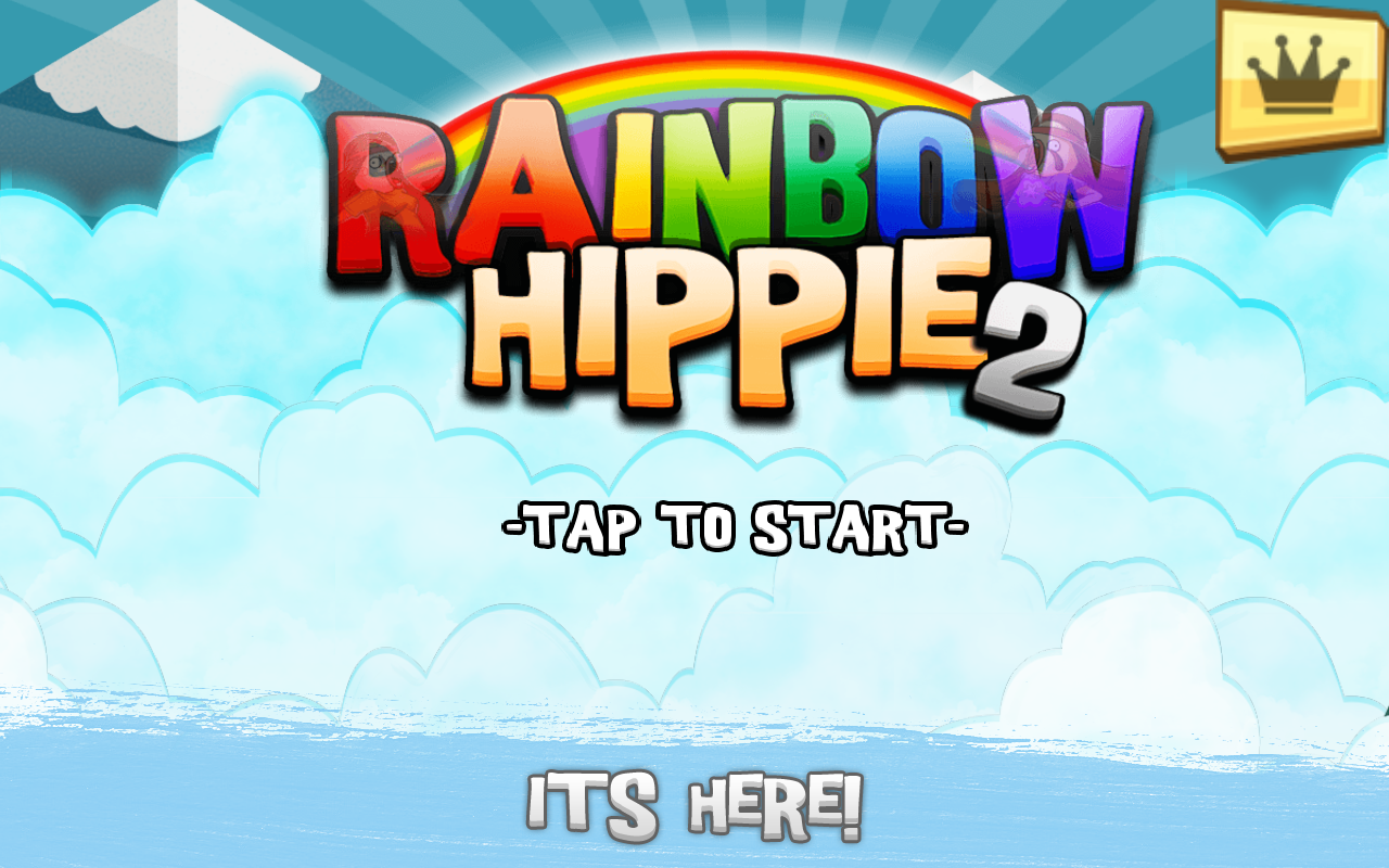Rainbow Hippie 2- screenshot