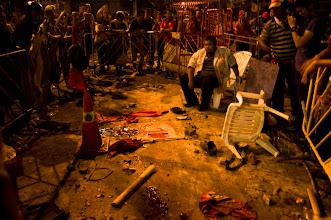 Photo: miejsca smierci demonstrantow