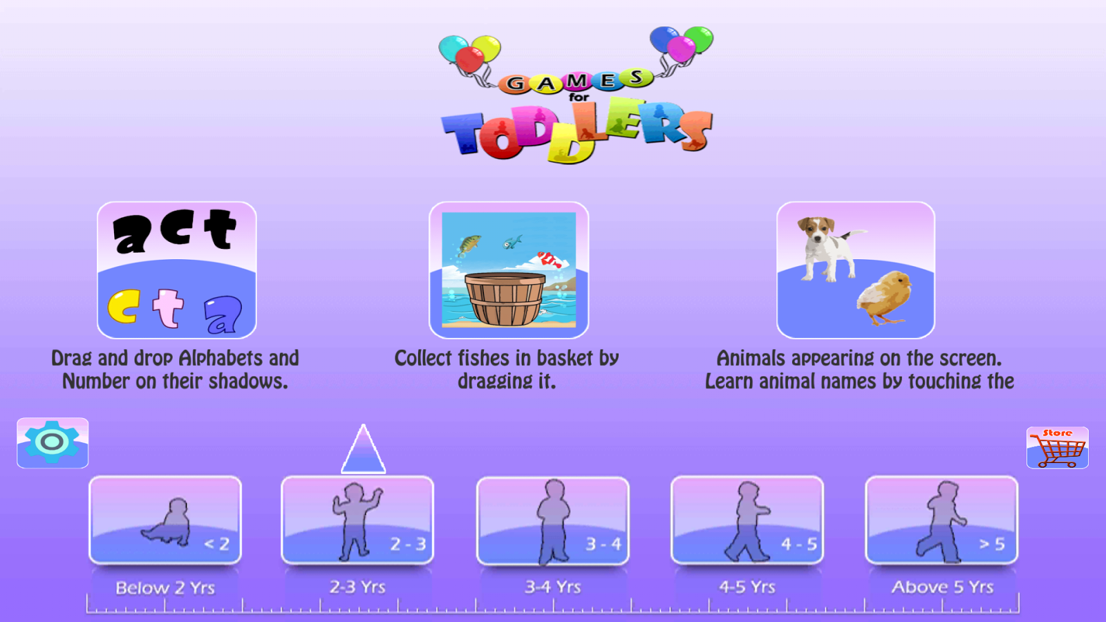 Games For Toddlers- screenshot