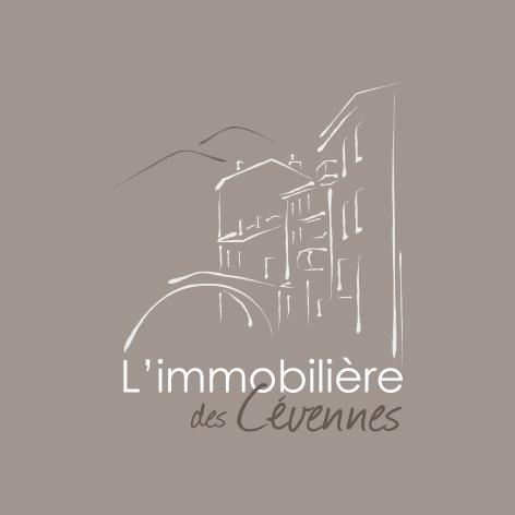 Logo de L'immobilière des Cévennes