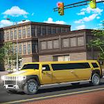 Limo City Driving Simulator 2018 Icon