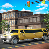 Limo City Driving Simulator 2018