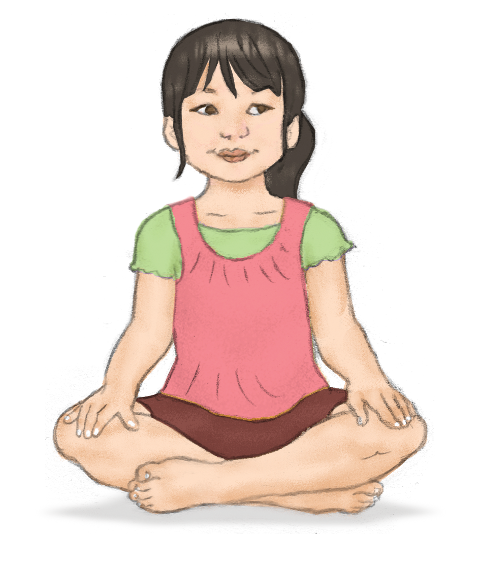 Easy Pose for Kids - Kids Yoga Stories
