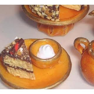 Orange Tea Cakes.