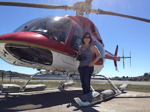 Photo: Helicopter tour