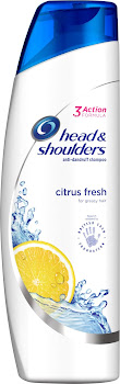 Head & Shoulders Citrus Fresh Anti-Dandruff Shampoo Oily Scalp - 250ml