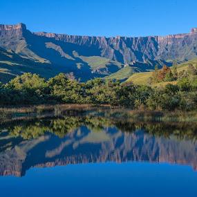 by Morne Kotze - Landscapes Waterscapes (  )