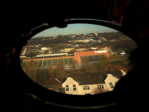 Photo: Mülheim camera obscura - panorama view 01